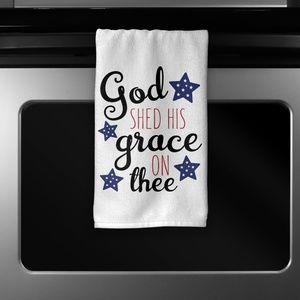 Other - Patriotic Kitchen Towel